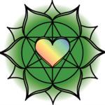 reiki aura healing logo